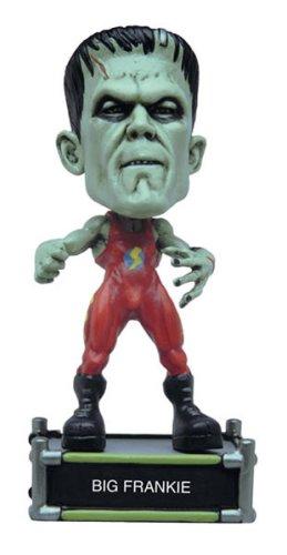 Buy Low Price Sideshow Universal Monsters Wrestlers Big Frankie Little Big Head Figure (B00237Z1SE)