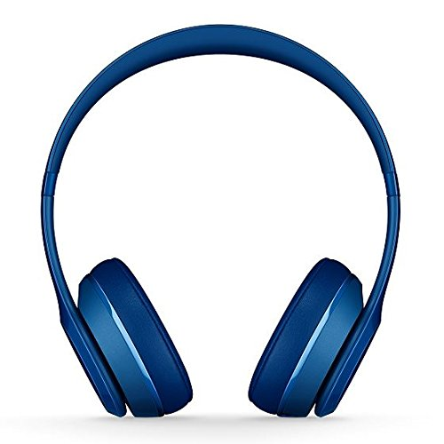 beats by dr.dre Solo2 BLUEの写真04。おしゃれなヘッドホンをおすすめ-HEADMAN(ヘッドマン)-