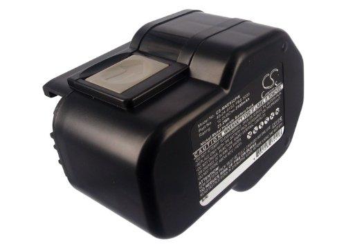 Battery2Go Ni-Mh Battery Pack Fits Milwaukee Psg12 Power Plus, Loktor P12Px, 0502-25, B12, Bf12, Loktor S12Tx