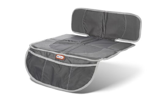 Little Tikes Car Seat Mat, Grey - 1