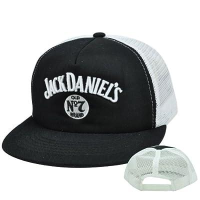 Amazon.com: Jack Daniels Old No 7 Tennessee Whiskey Mesh Snapback Flat