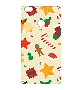 Happoz Xiaomi Mi Max Cases Back Cover Mobile Pouches Patterns Floral Flowers Premium Printed Designer Cartoon Girl 3D Funky Shell Hard Plastic Graphic Armour Fancy Slim Graffiti Imported Cute Colurful Stylish Boys Z040