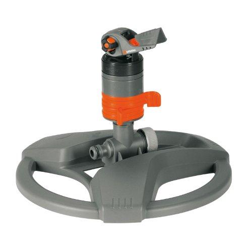 Gardena 8143-20 Comfort Turbinenregner (auf Schlitten)