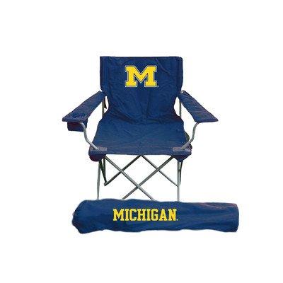 Rivalry Ncaa Adult Chair Team: Michigan