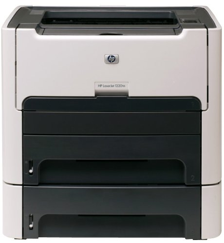 Hp Laserjet 1320Tn Monochrome Network Printer With Extra Input Tray