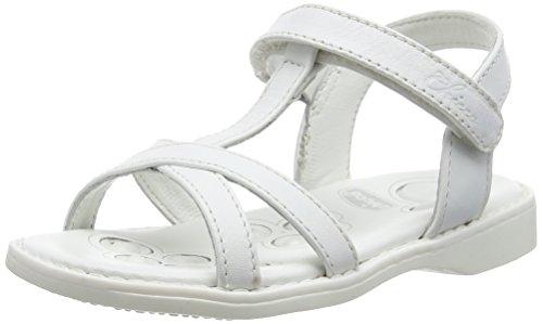 ChiccoSandale Catrin - Sandali alla caviglia Bambina , Bianco (Blanc (300)), 31
