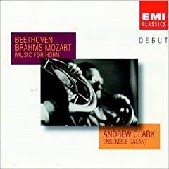 Beethoven, Brahms, Mozart: Music for Horn