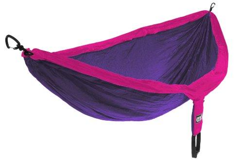 Eagles Nest Outfitters - DoubleNest Hammock, Purple/Fuchsia (FFP)