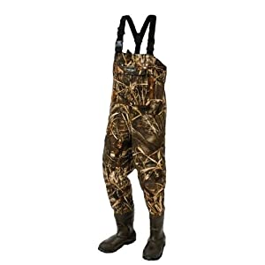 Frogg toggs hellbender camo breathable chest for Fishing waders amazon