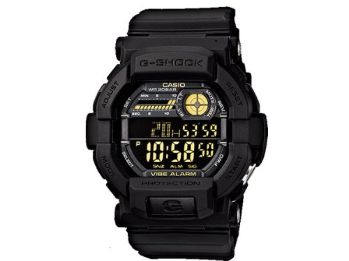 Casio G shock BIG CASE digital watch GD-350-1BJF