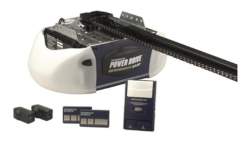 Chamberlain PD752D 3/4-Horsepower Heavy-Duty Premium Chain Drive Garage Door Opener