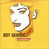 Boy George Album - Lucky for Some (Front side)
