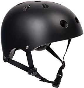SFR Essentials Skate/Scooter/BMX Helmet Black XXS-XS