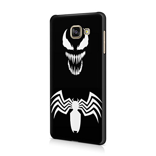 Venom Spiderman Carnage Symbiote Villian Hard Snap-On Protective Case Cover For Samsung Galaxy A5 2016