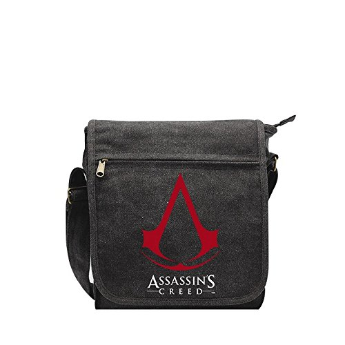 Assassins Creed-Messenger Borsa a tracolla-Logo