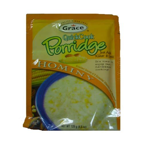 Grace Quick Cook Hominy Porridge (6 Pack)