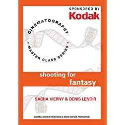 Kodak Cinematography: Shooting For Fantasy With Sacha Vierney & Denis Lenoir