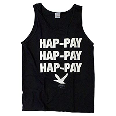 Hap-pay Happy Duck Dynasty Tank Top