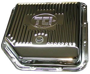 TCI 328011 Oil Pan Th350 Stock Steel (Tci Th350 Transmission compare prices)