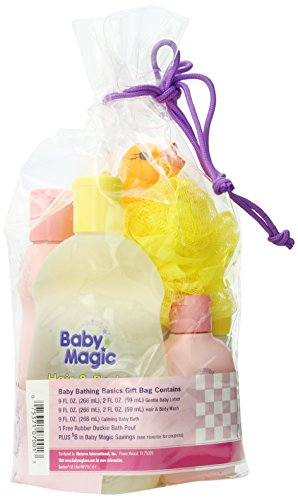 Baby Magic Baby Bathing Basics Gift Set (Pack of 2) Health Beauty ...