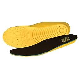 MEGAComfort MCPAMW567 Personal Anti-Fatigue Mat (PAM), Original Dual Layer Memory Foam Insole, Women\'s Size 5-6-7