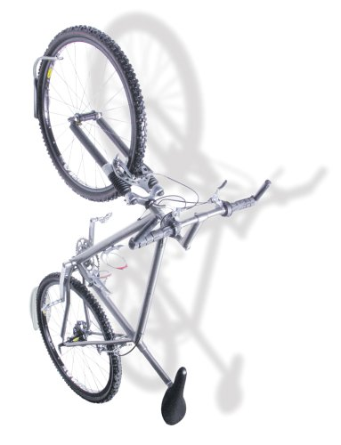 Delta Leonardo Single Bicycle Rack with Da Vinci Tray