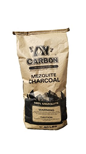 Mesquite Lump Charcoal 40 Lbs (Ay Carbon compare prices)