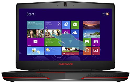 Alienware 17 ANW17-7493SLV 17.3-Inch Gaming Laptop