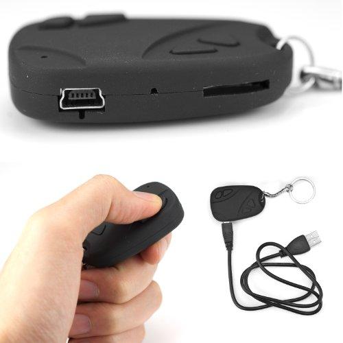 Gadget Advice Car Key Micro Spy Camer...