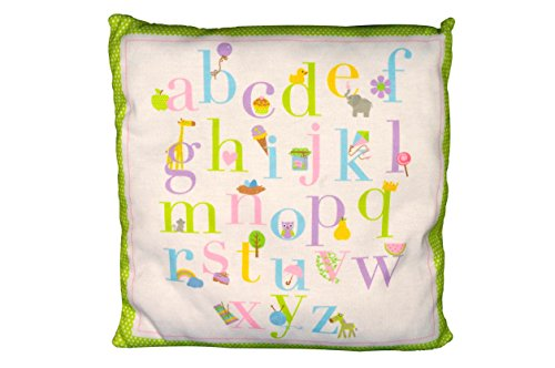 Alphabet Fun Decorative Pillow