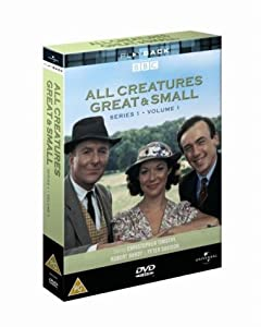 All Creatures Great & Small - Series 1 - Volume 1 [1978] [DVD]