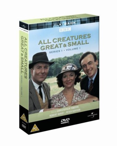 All Creatures Great & Small – Series 1 – Volume