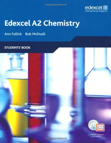 Edexcel A Level Science (Edexcel GCE Chemistry)