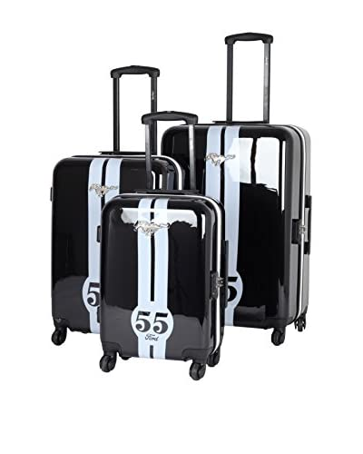 MUSTANG FORD Set de 3 trolleys rígidos 39500/3
