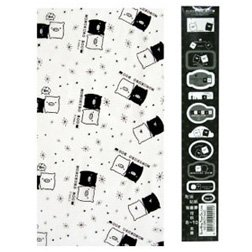 Buy Monokuro Boo Wrapping Paper