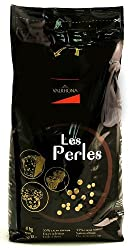 Valrhona Dark Chocolate Pearls - 4 kg