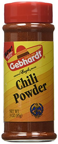 Gebhardt Chili Powder, 3-Ounce (Texas Chili Powder compare prices)