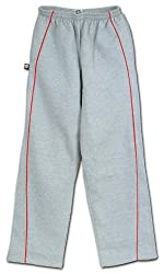Anaconda Sports® ZIPP-P Adult Fleece Pants with Piping