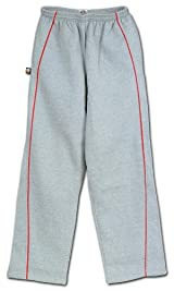 Anaconda Sports&reg; ZIPP-P Adult Fleece Pants with Piping