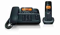 Gigaset C330 Black Corded & Cordless Combo Landline Phone