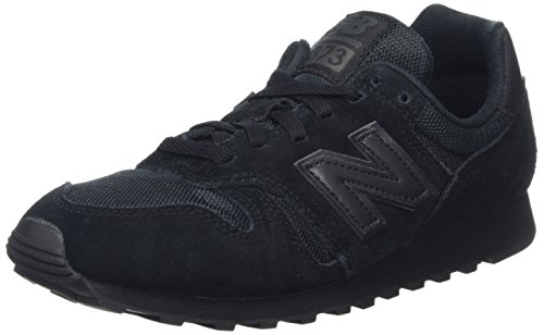 New Balance M373, Unisex-Erwachsene Low-Top Sneaker, Schwarz (BLACK), 45.5 EU (11 UK) thumbnail