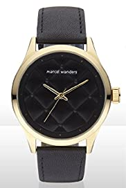 Marcel Wanders Capitoné Watch with Leather Band