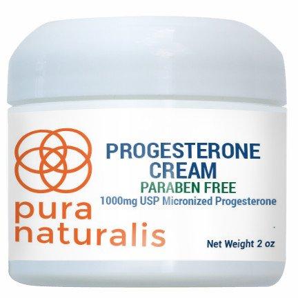 Crème à la progestérone (Paraben Free) pour l'aide naturelle présentant des symptômes de la ménopause. Appliquer quotidiennement à la peau pour des résultats sûrs et efficaces.