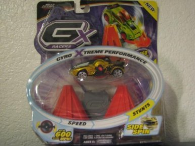 GX Stunt Packs Series 2 - Side Spin-Asphalt Rocket #11 - 1