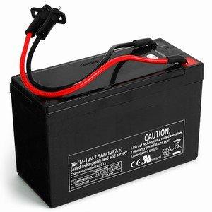 battery for sea doo seascooter dolphin aqua ranger automotive. Black Bedroom Furniture Sets. Home Design Ideas
