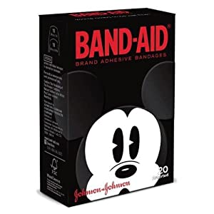 Band-aid Bandages Bandaids Disney Mickey Mouse