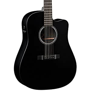 Martin DCPA5 Acoustic Electric Guitar   Black available at Amazon for Rs.78634