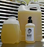Left Hand Soap Co. Liquid Soap 8oz Rosemary Mint
