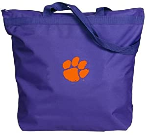 Buy Clemson Tigers - NCAA Zippered Tote by NCAA