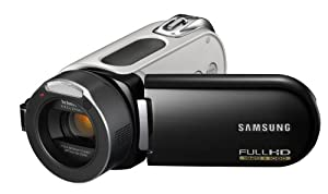 Samsung HMX-H100 HD Flash Memory Camcorder with10x Optical Zoom